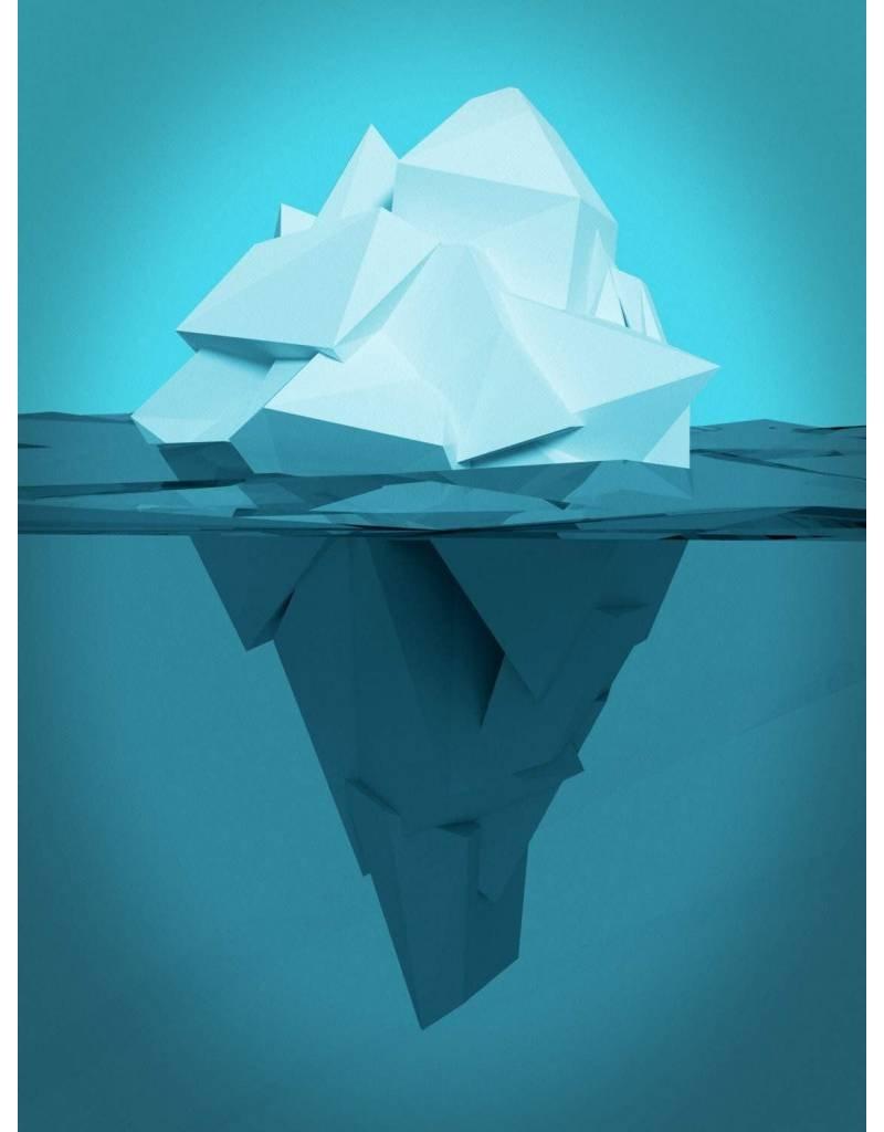Joel E Hunt Joel E Hunt-Giclee Print-Iceberg