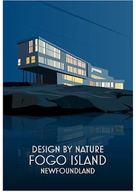 Junk Junk-Poster-Fogo Island-12x18