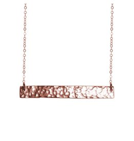 Strut Jewelry Strut-Wide Bar Necklace