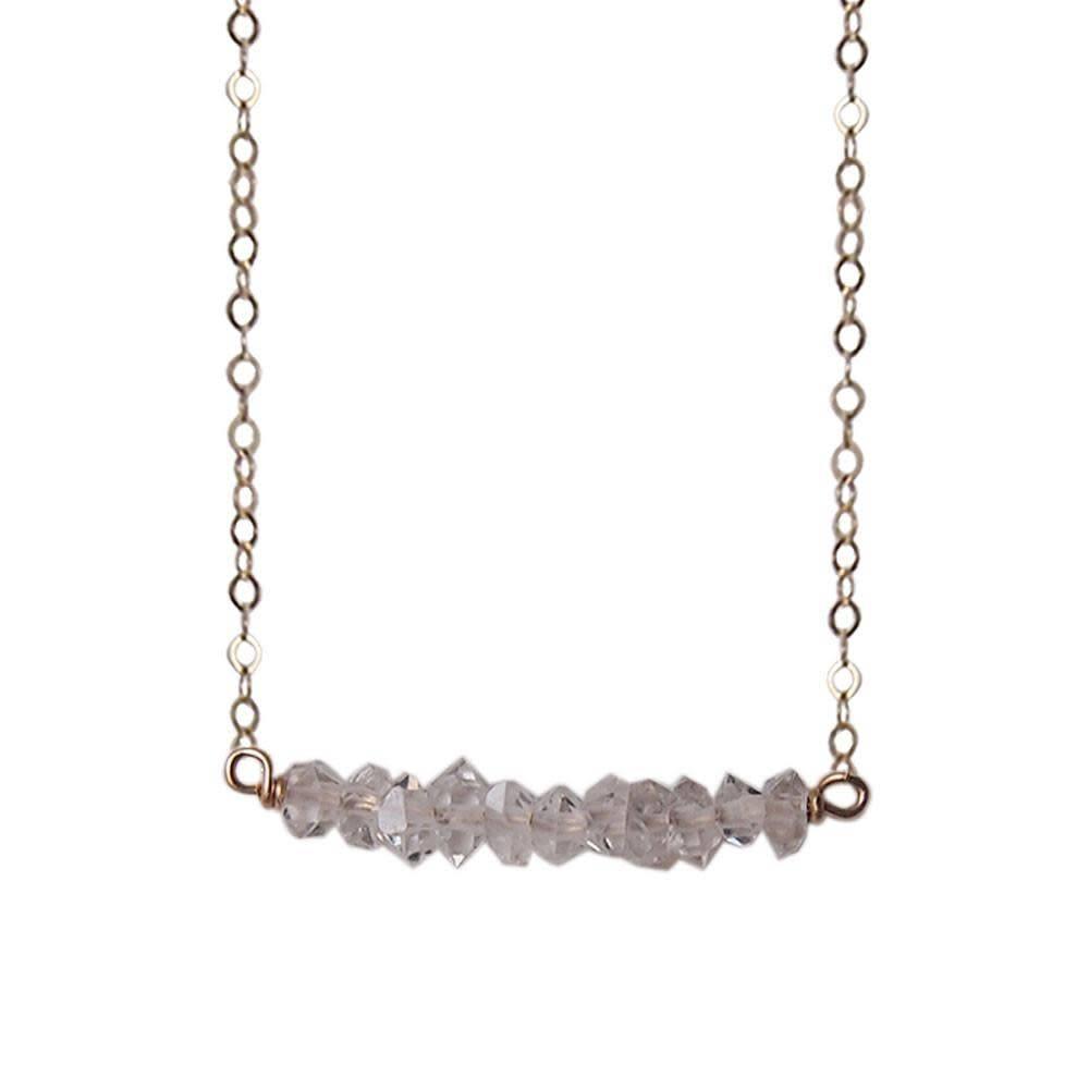 Strut Jewelry Strut-Bar Necklace-GF