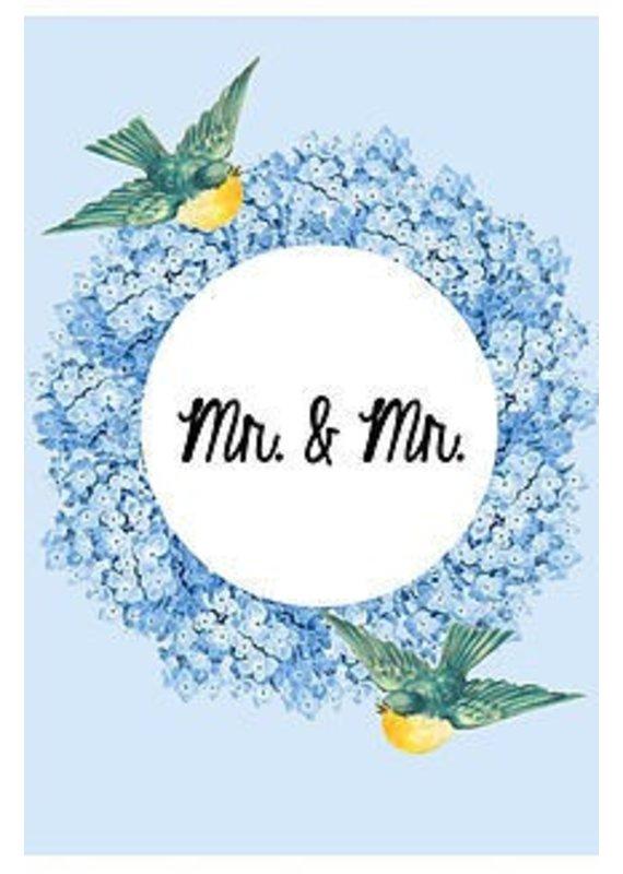 Junk Junk-Card-Mr&Mr