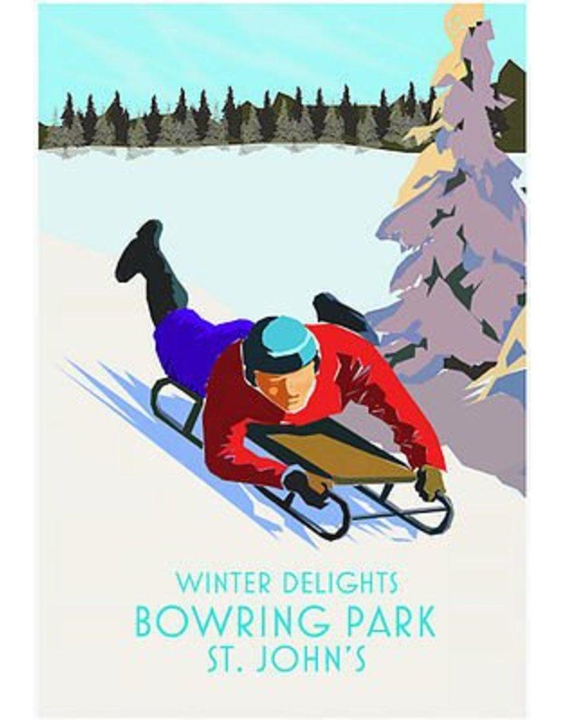 Junk Junk-Poster-Winter DelightsBowring-12x18