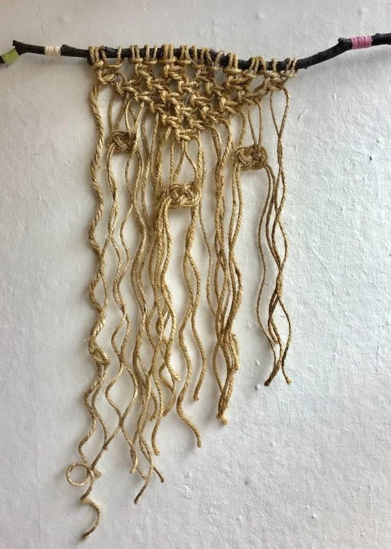 Knot Easy Knot Easy-NL Wall Hanging