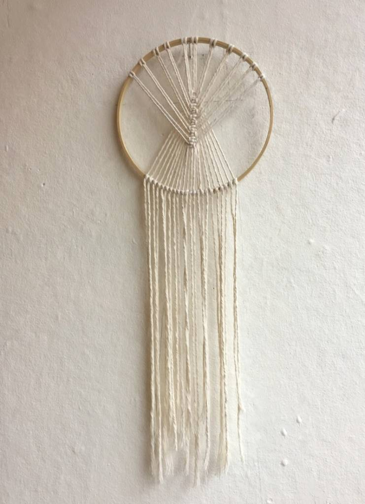 Knot Easy Knot Easy-Circle Wall Hanging