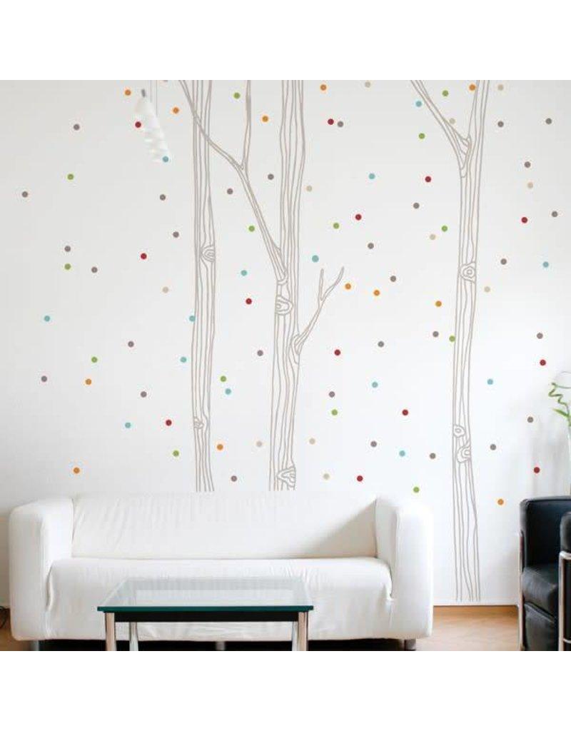 Adzif Adzif-Confetti-Coordonated Colors