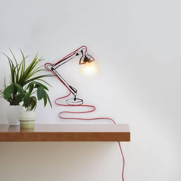 Adzif Adzif-Desk Lamp-Black