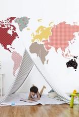 Adzif Adzif-The World Belongs To You-Color Print