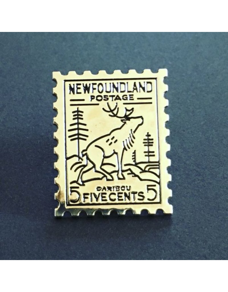 Jud Haynes Rehearsals-NL Stamp Enamel Pin