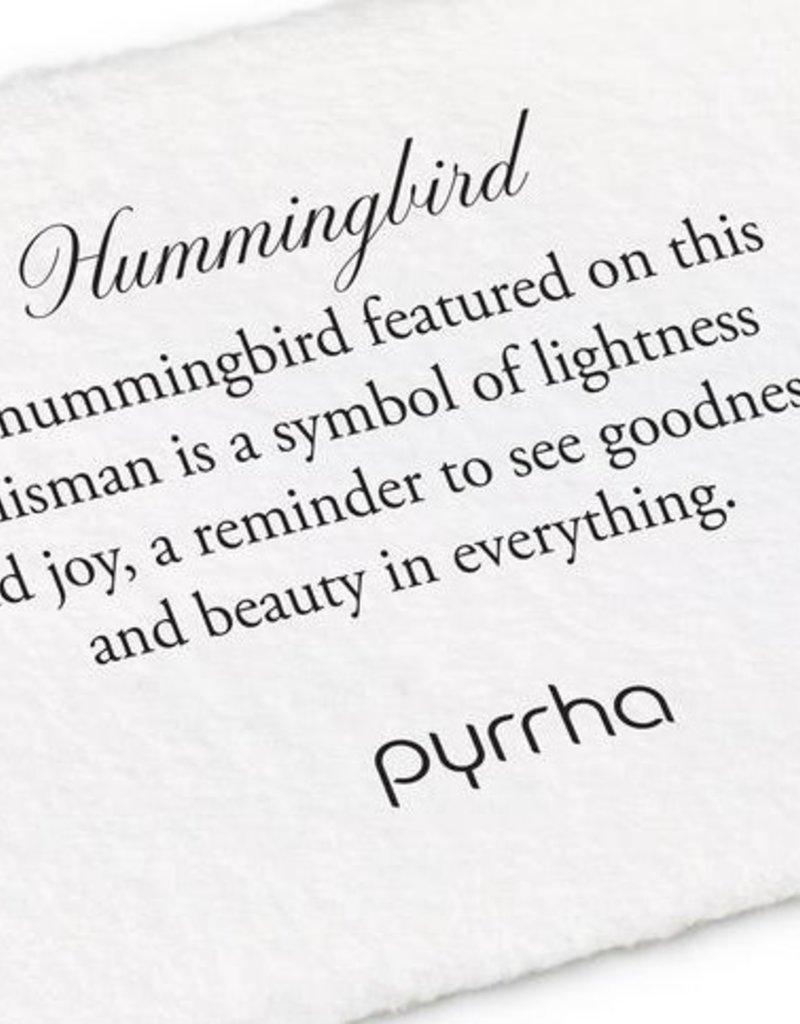 Pyrrha Pyrrha-Hummingbird