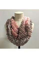 Newfoundland Original Hooked Rugs Paula Flood-Crochet Scarve