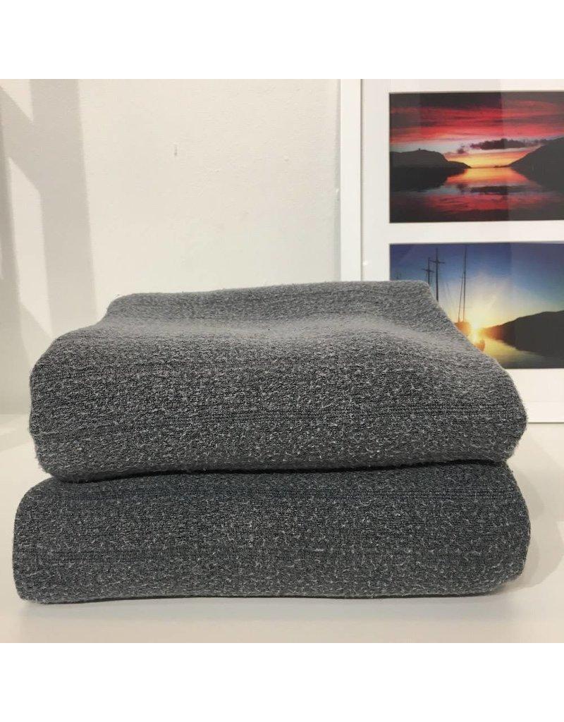 One Sky Inc. One Sky-Bamboo Body Hamam Towel- Stonewash Black