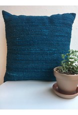 One Sky Inc. One Sky-God&Goddesses Cushion-Asura-Dark Blue
