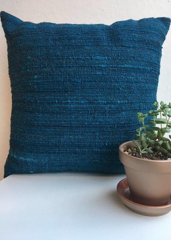 One Sky Inc. One Sky-God&Goddesses Cushion-Asura-Dark Blue