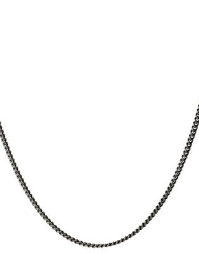 Pyrrha Pyrrha-40 gauge curb chain (black)