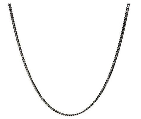 Pyrrha Pyrrha-40 gauge curb chain (black)