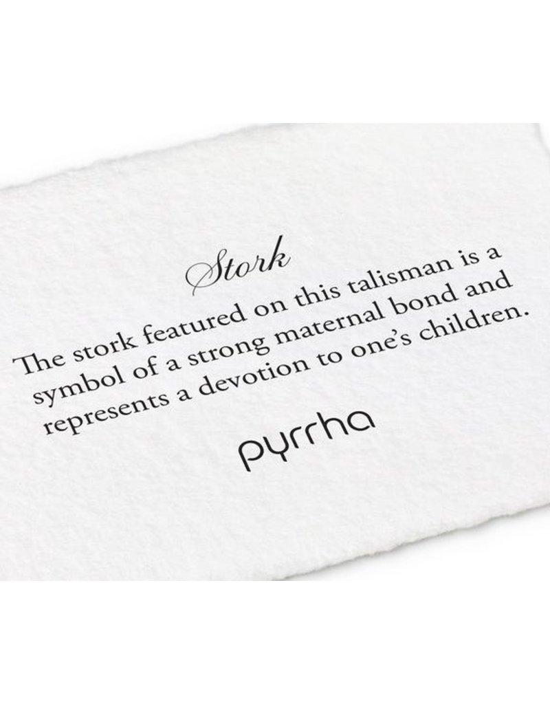 Pyrrha Pyrrha-Stork