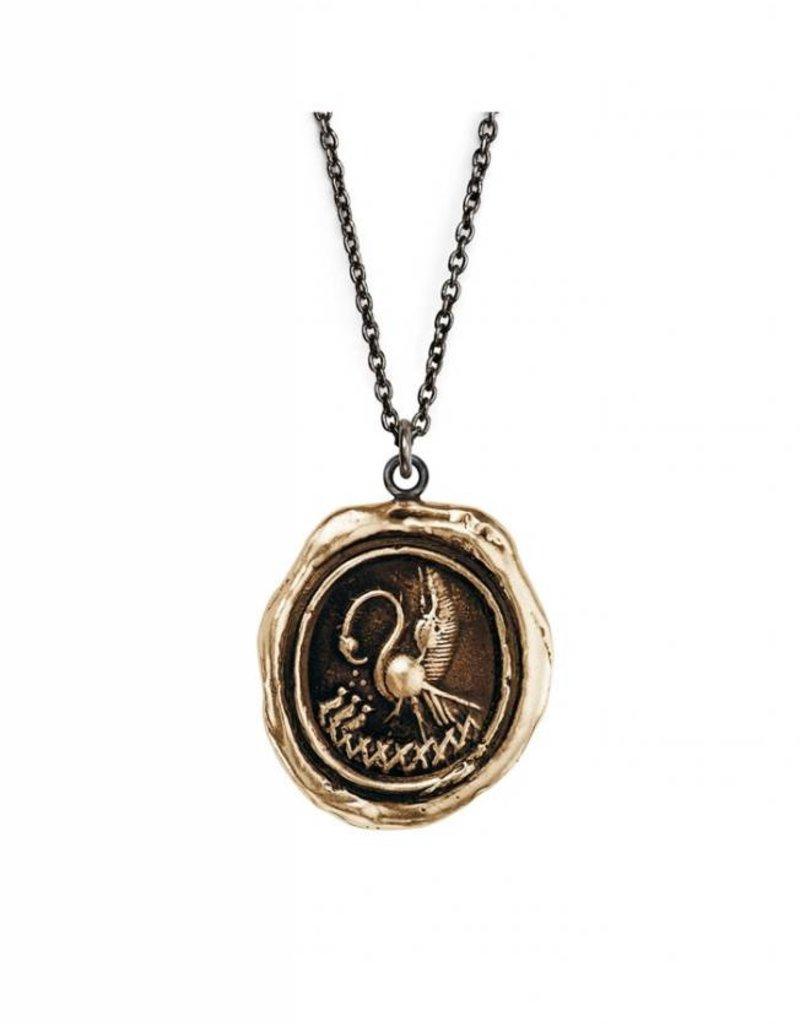 Pyrrha Pyrrha-Maternal Devotion