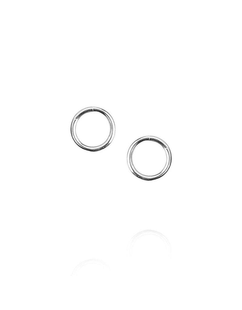 Strut Jewelry Strut-Circle Studs