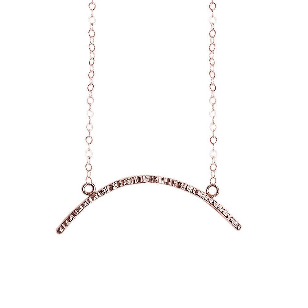 Strut Jewelry Strut-Arc Pendant Necklace