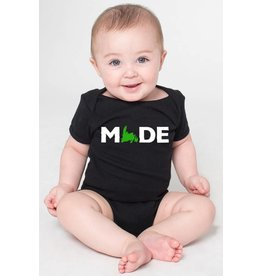 Joel E Hunt Joel Hunt-Made Onesie