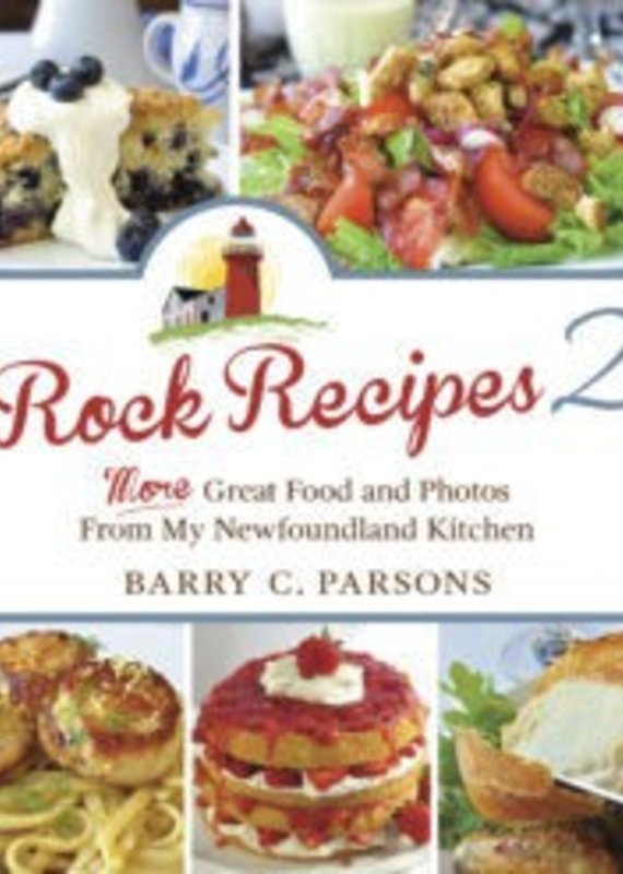 Breakwater Books Breakwater Books-Rock Recipes 2