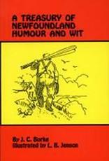 Breakwater Books Breakwater Books-Treasury of NL Humour&Wit