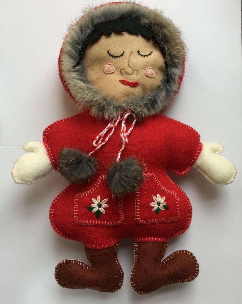 Metis Art-Inuit Doll