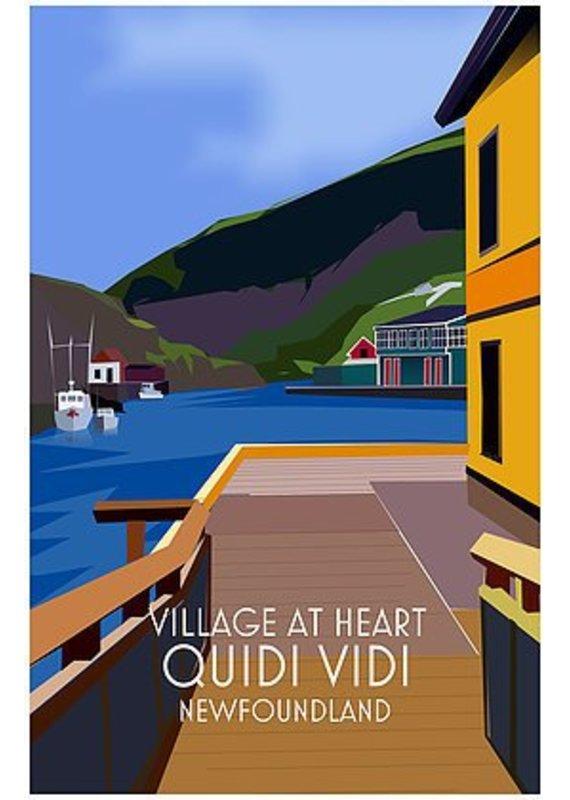 Junk Junk-Poster-Quidi Vidi-12x18
