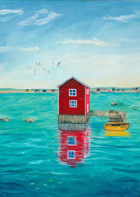 Kaila Erb Art&Illustration Kaila Erb-Reflection