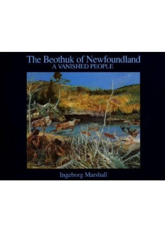 Breakwater Books Breakwater Books-Beothuk Of Newfoundland
