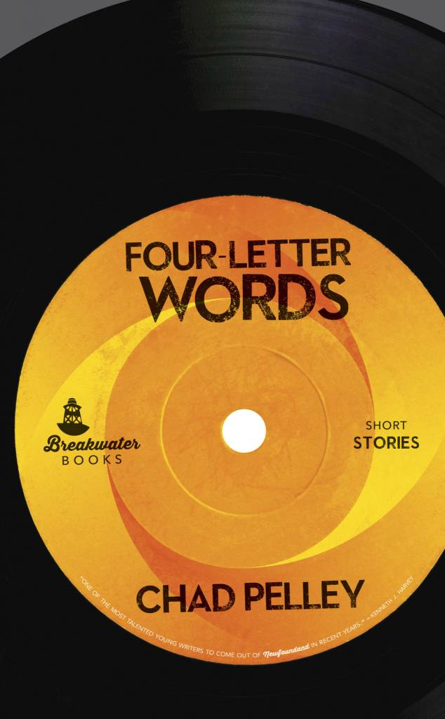 Breakwater Books Breakwater Books-Four Letter Words