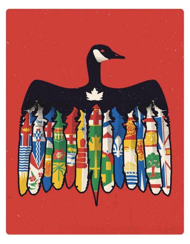 Jud Haynes Jud Haynes-Canada Goose-8x10