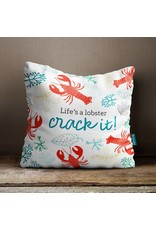 Doodle Lovely Doodle Lovely-Life's a Lobster Pillow