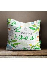 Doodle Lovely Doodle Lovely-Life's a Trail Pillow