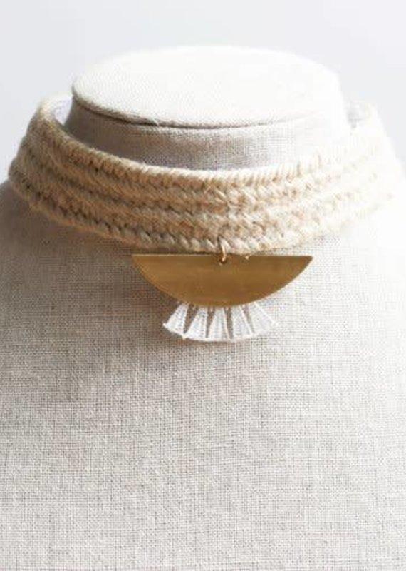 This Ilk This Ilk-Sarabi Chocker Necklace