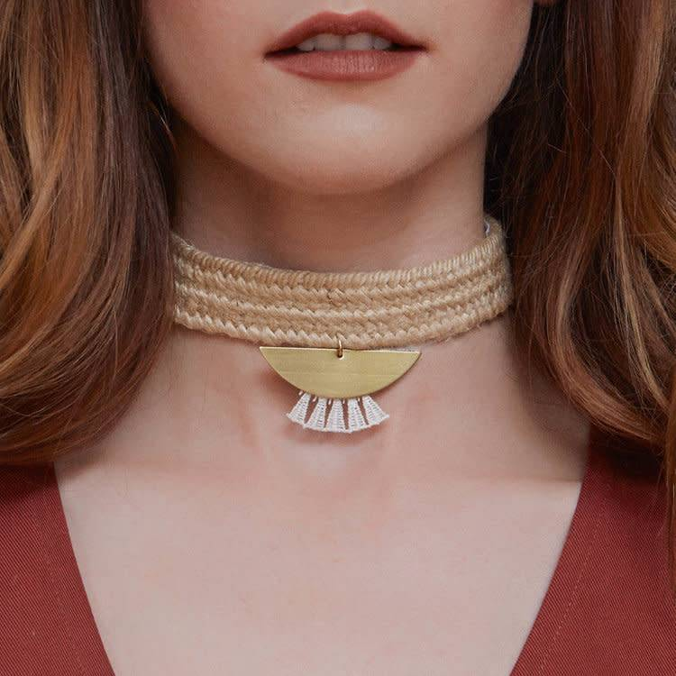 This Ilk This Ilk-Sarabi Chocker Necklace