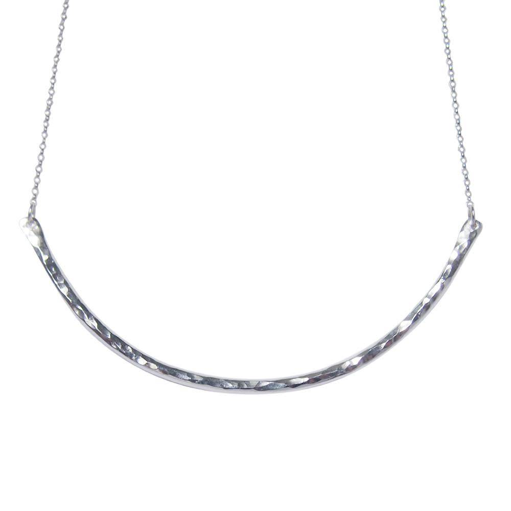 Strut Jewelry Strut-Hammered Collar Necklace