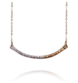 Strut Jewelry Strut-Fusion Bar Necklace
