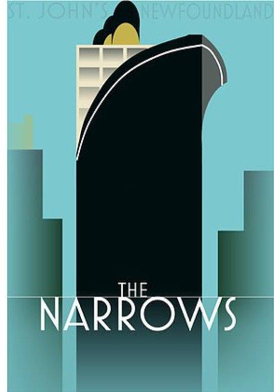 Junk Junk-Poster-The Narrows-12x18