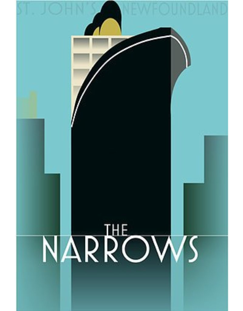 Junk Junk-Poster-The Narrows-12x18