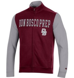 Super Fan Full Zip varsity jacket