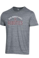 Champion New DB Ironmen Robotics Triblend SSleeve T Shirt