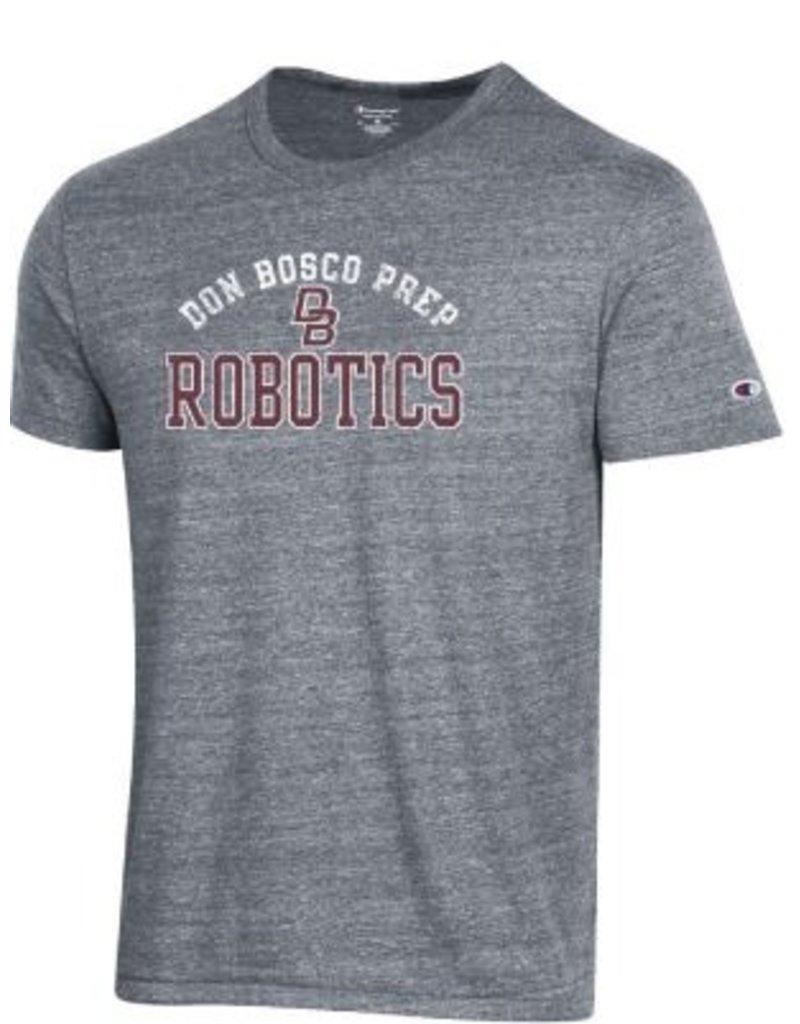 Champion New DB Ironmen Robotics Triblend SSleeve T Shirt