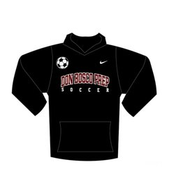 Nike Soccer Black Tackle Twill Sweatshirt