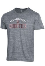 New DB Ironmen Robotics Triblend SSleeve T Shirt