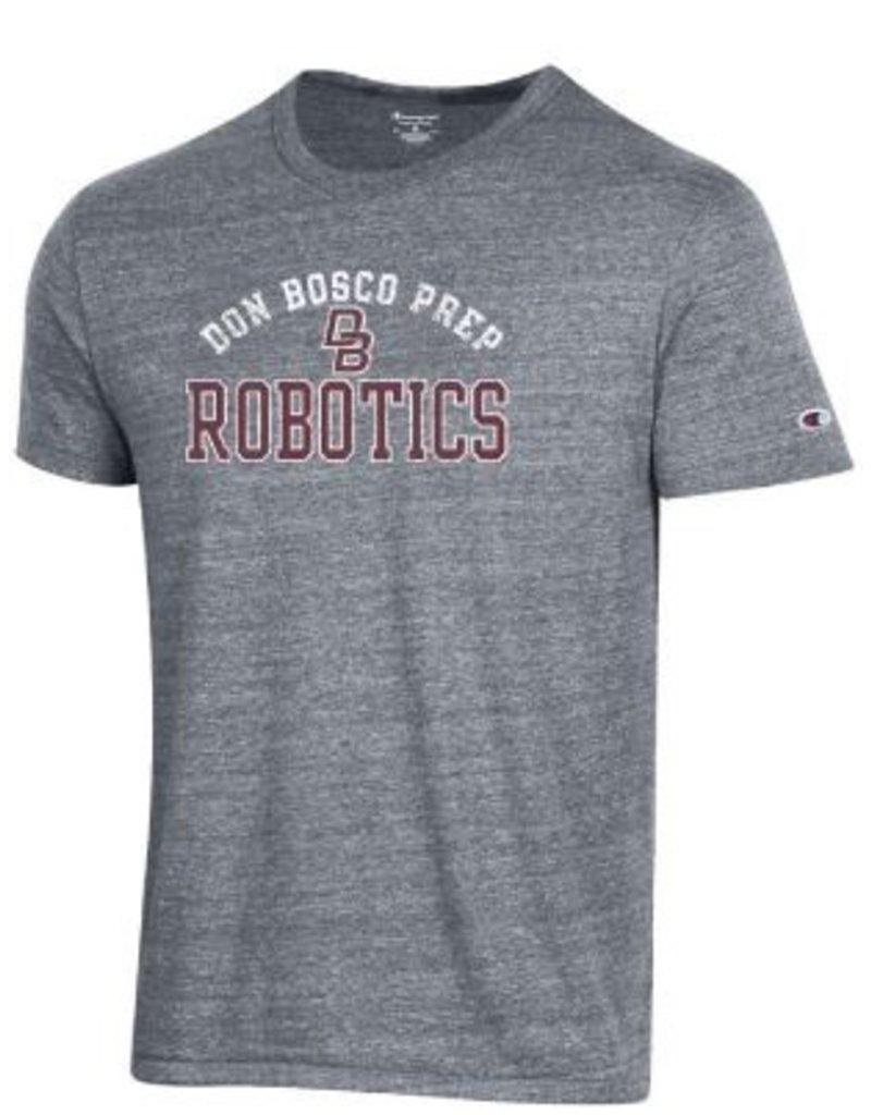 DB Ironmen Robotics Triblend SSleeve T Shirt