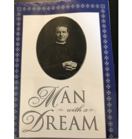 """Man with a dream"" by Peter M. Rinaldi"