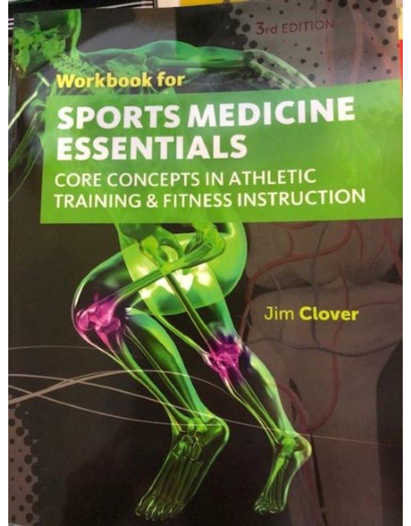544 - Workbook for sports Medicine Essentials
