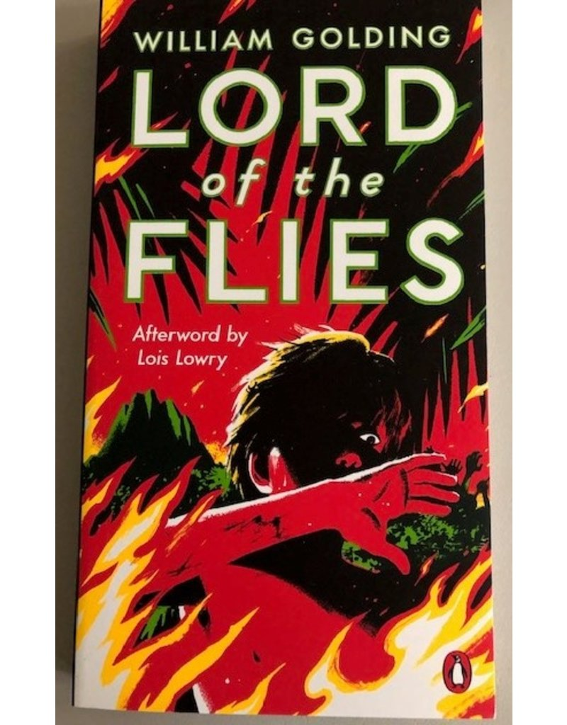 110, 111, 112  - The Lord of the flies