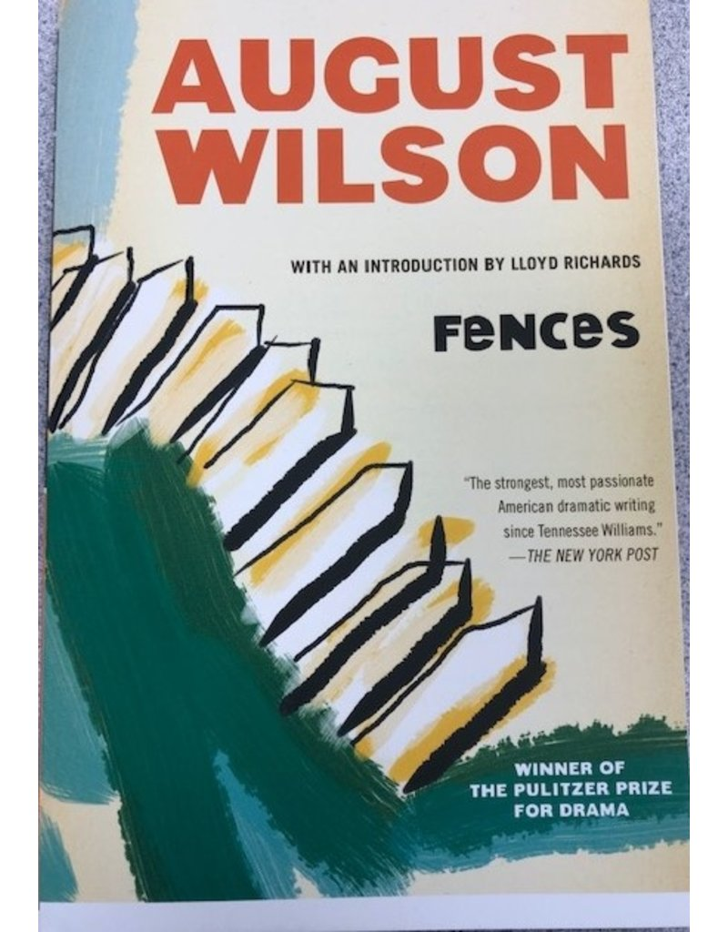 Plume Book 121 -Fences
